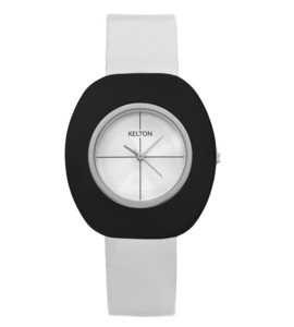 Combi silver - Kelton watch