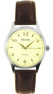 Kelton watch Heritage beige