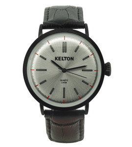 metalic black - Kelton watch