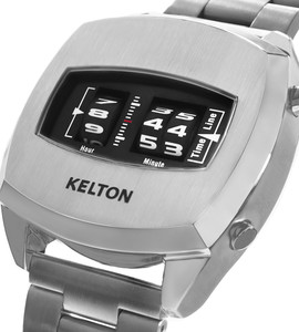 Millenium black Kelton watch