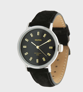 Cosy black - Kelton watch