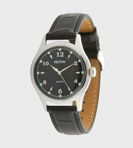 Heritage black - Kelton watch