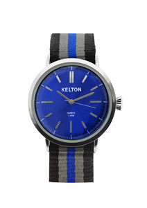 Metalic saphir - Kelton watch