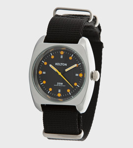 RC2 nato black - Kelton watch
