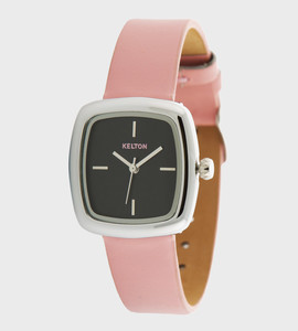 Square rose - montre Kelton