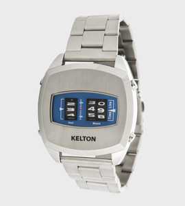 Millenium blue - kelton watch
