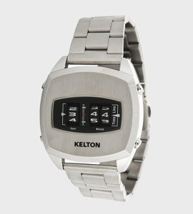millenium black - kelton watch