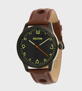Pilote brown - kelton watch