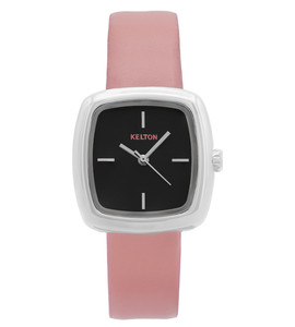 Square pink - Kelton watch