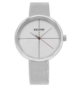 Vinyle silver - Kelton watch